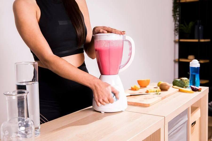 best protein shake blender