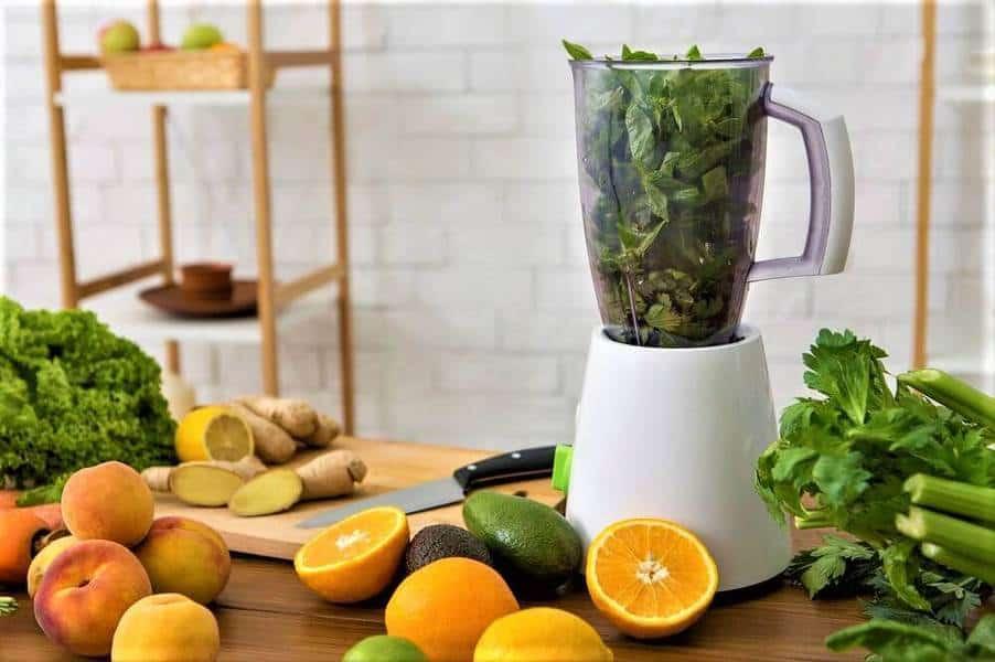 vegetable smoothie blender